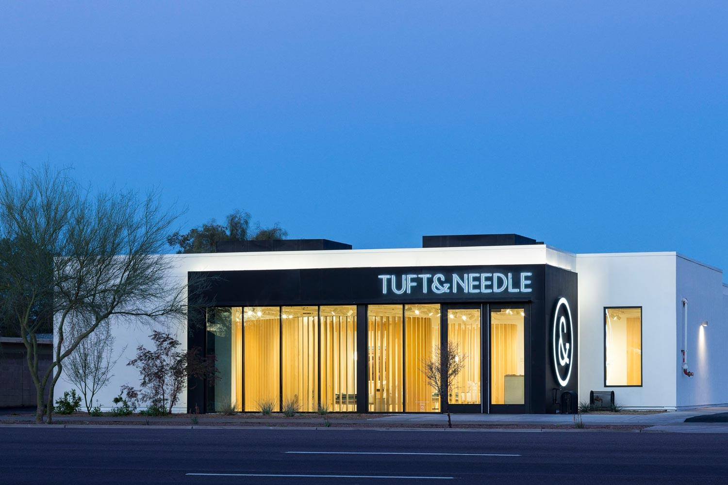Outside of our Scottsdale store.